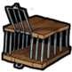 Consumables-cages